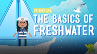 Crash Course Kids: The Basics of Freshwater