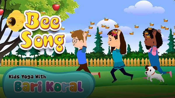 Yogapalooza: Bee Song