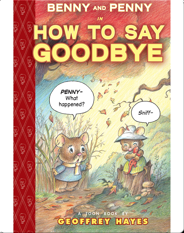 Benny and Penny in How To Say Goodbye (TOON Level 2)