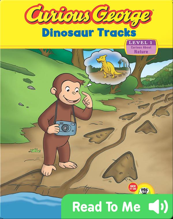 Curious George: Dinosaur Tracks