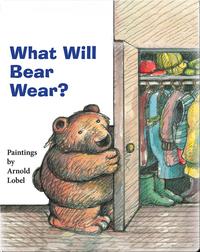 What Will Bear Wear?