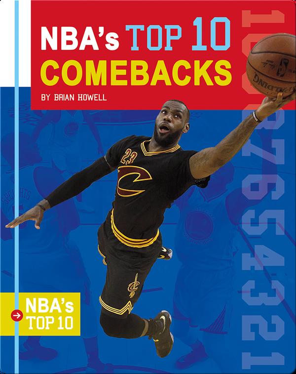 NBA's Top 10 Comebacks