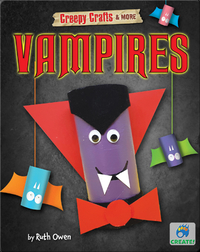 Creepy Crafts & More: Vampires