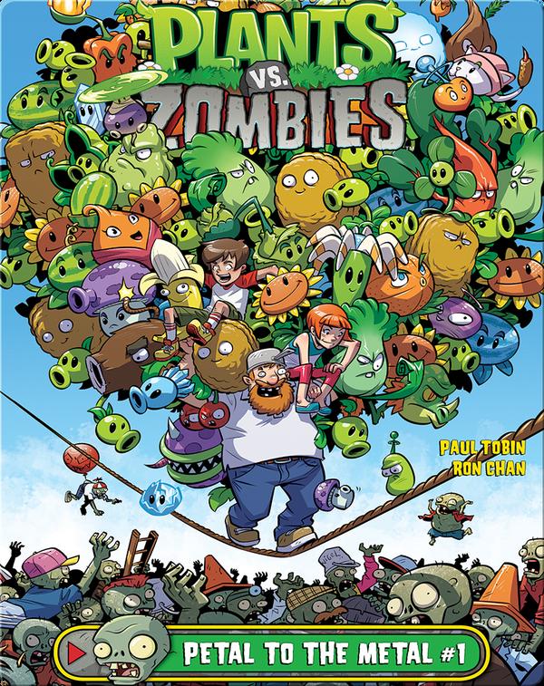 Plants vs Zombies: Petal to the Metal 1