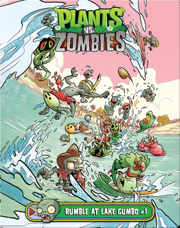 Plants vs Zombies: Rumble At Lake Gumbo 1
