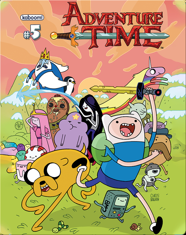 Adventure Time No.5