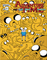 Adventure Time No.8