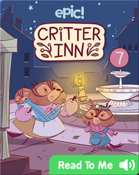 Critter Inn Book 7: Scurry Family Sleepover