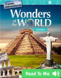 Travel Adventures: Wonders of the World: Symmetry