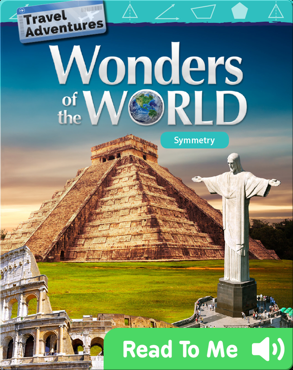 Travel Adventures: Wonders of the World: Symmetry