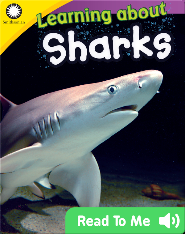 Smithsonian Readers: Learning About Sharks