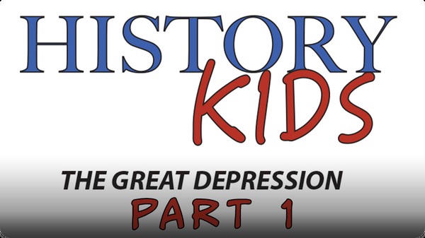 The Great Depression Part 1: Black Tuesday