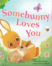 Punderland: Somebunny Loves You