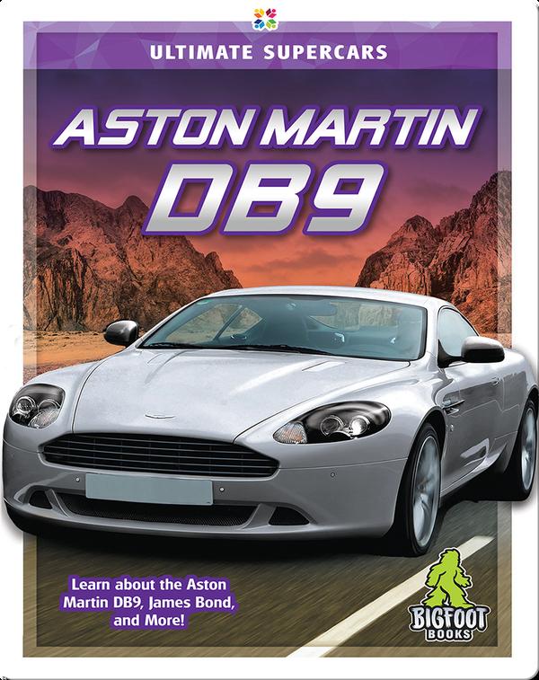 Ultimate Supercars: Aston Martin D89