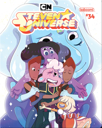 Steven Universe Ongoing No.34