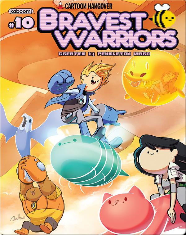 Bravest Warriors No.10