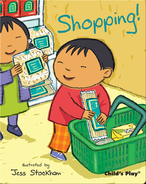 Helping Hands: Shopping!