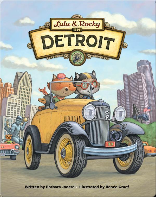 Lulu & Rocky in Detroit