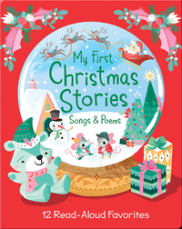 My First Christmas Stories, Songs & Poems