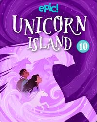 Unicorn Island Book 10: Secret Beneath the Sand