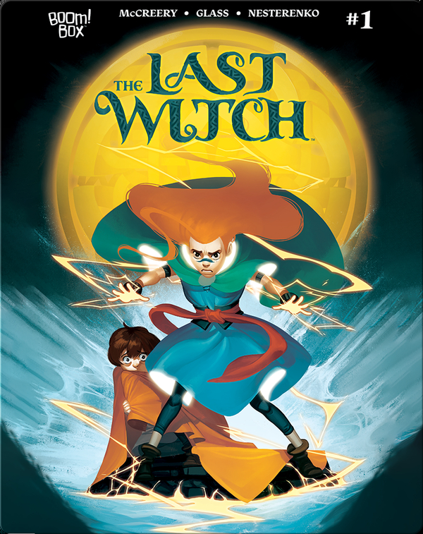 The Last Witch 1: Fear & Fire