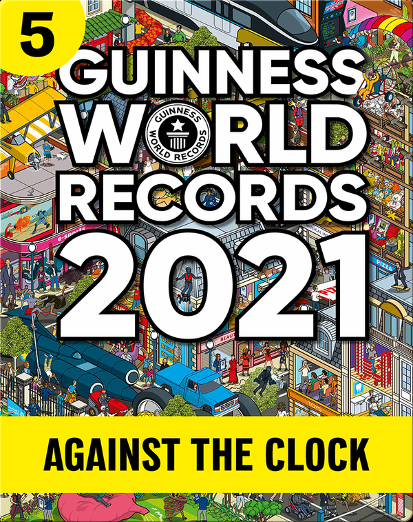 Guinness World Records 2021: Against the Clock