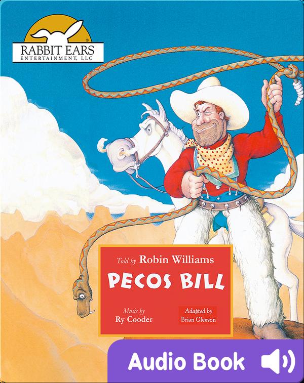 American Heroes & Legends: Pecos Bill