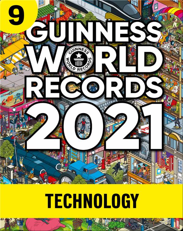 Guinness World Records 2021: Technology