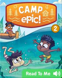Camp Epic Book 2: Swim Lessons