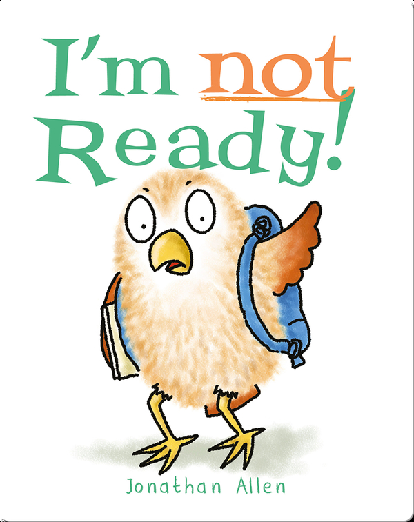Baby Owl: I'm Not Ready