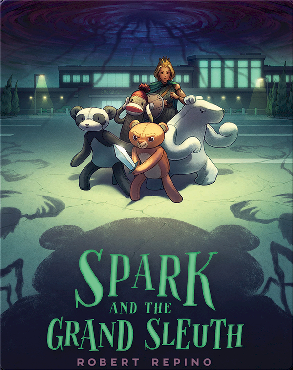 League of Ursus: Spark and the Grand Sleuth