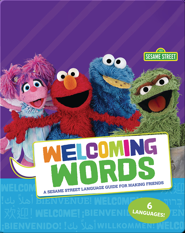 Welcoming Words: A Sesame Street Language Guide for Making Friends