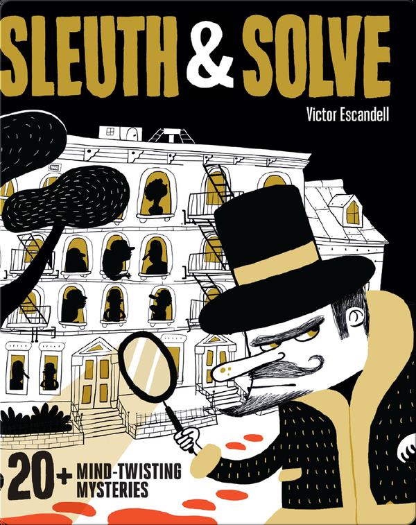 Sleuth & Solve: Spooky