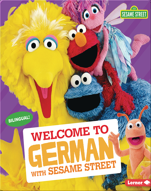 Welcome to German with Sesame Street