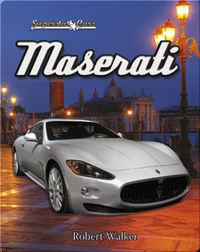 Superstar Cars: Maserati