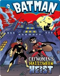Batman: Catwoman's Halloween Heist