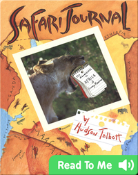 Safari Journal (The Adventures in Africa of Carey Monroe)