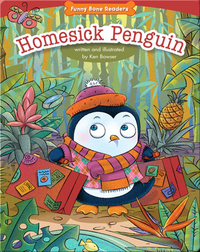 Homesick Penguin: Empathy/Caring for Others