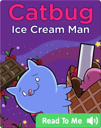 Catbug: The Ice Cream Man