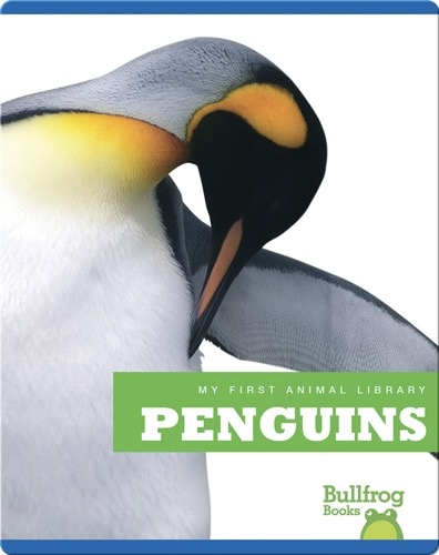 My First Animal Library: Penguins