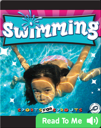 Sports For Sprouts: Swimming