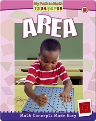 Math Concepts Made Easy: Area