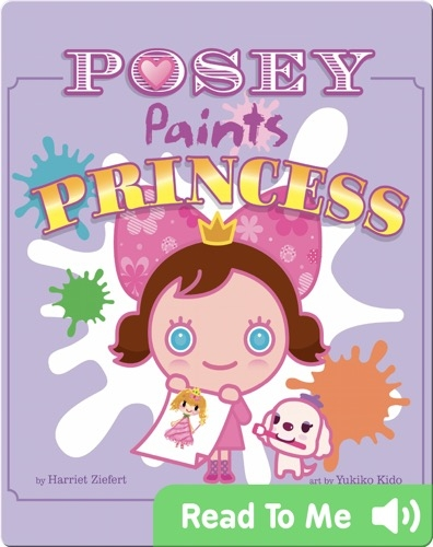 Posey Paints Princess