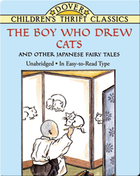 The Boy Who Drew Cats And Other Japanese Fairy Tales