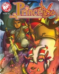Princeless Vol. 1 #2