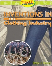 Inventions in the Clothing Industry: Fluent (Nonfiction Readers)
