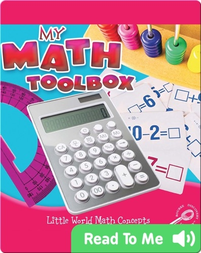My Math Toolbox