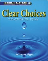 Clear Choices: The Water You Drink