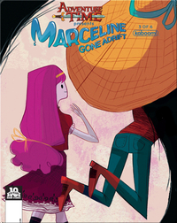 Adventure Time: Marceline Gone Adrift #3