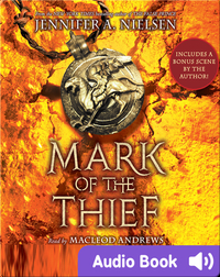 Mark of the Thief #1: Mark of the Thief
